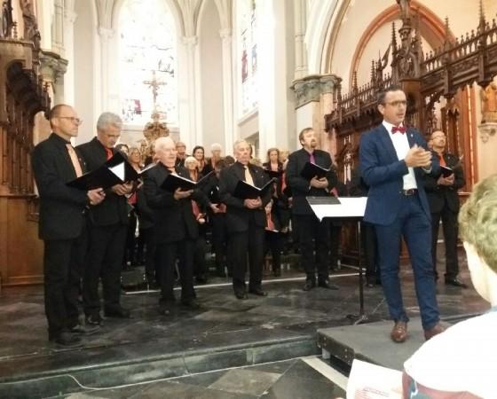 Concert à Bersée le 16 septembre 2017